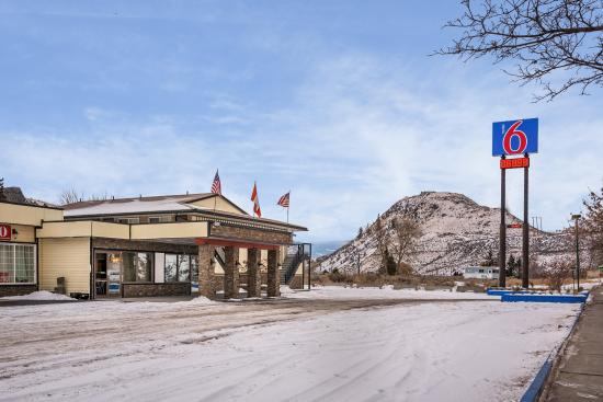 Motel 6 Cache Creek BC