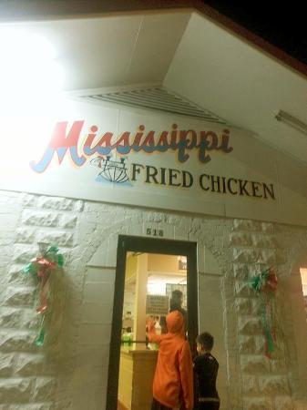 Waynesboro, TN: Mississippi Fried Chicken