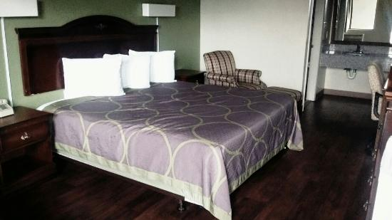 Masters Inn Tucker: Thanks for a great and comfortable stay it very clean. House keeping was very good thanks keep u