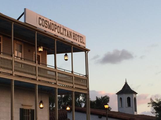 Cosmopolitan Hotel Photo