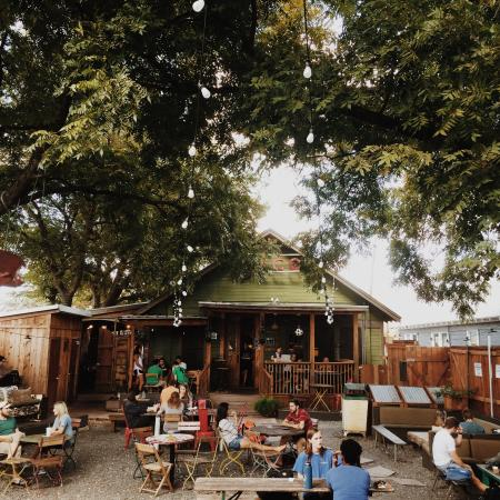 Photo of Restaurant Common Grounds at 1123 S 8th St, Waco, TX 76706, United States