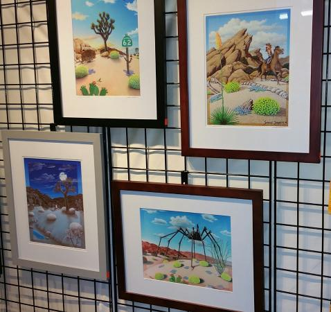 Yucca Valley, CA: All art, paintings, sculpture, jewelry and more by Local Artists!