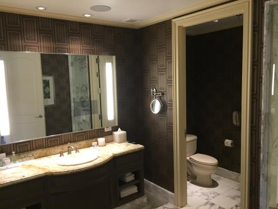 the his bathroom with it s own closet separate toilet closet also rh tripadvisor com sg