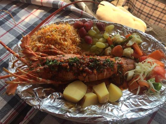 Red Lobster: Nom Nom!
