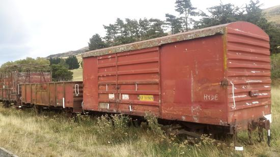 Clyde, Nowa Zelandia: Hyde Old Wagons