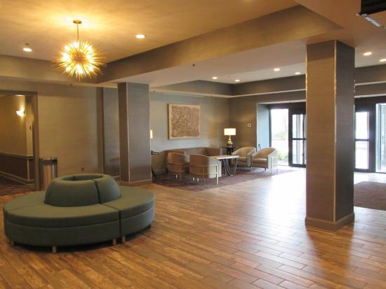 Comfort Inn: Reception