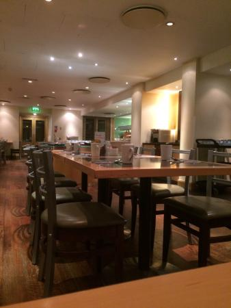 Traders Restaurant at Holiday Inn London-Bexley