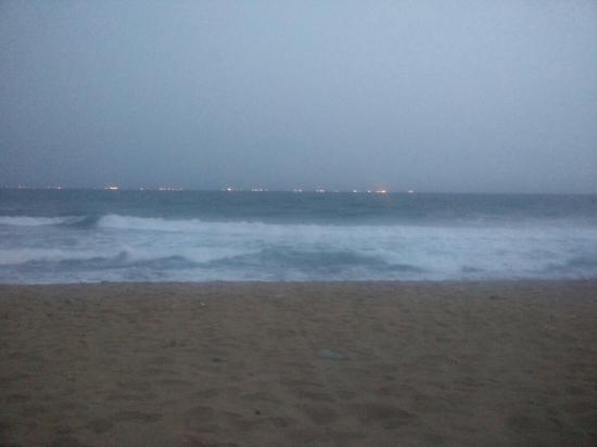 Togo Lome beach
