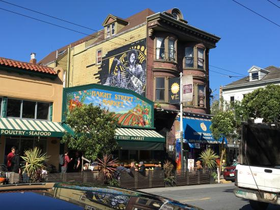 jimi hendrix house and haight street market foto di haight ashbury rh tripadvisor it