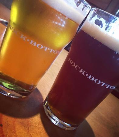 Rock Bottom Restaurant & Brewery: Chief and Good Neighbor