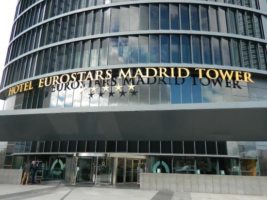 cuatro torres business area hotel de la torre pwc