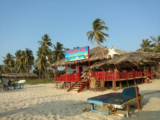 Pinacolada Beach Shack: The Shack