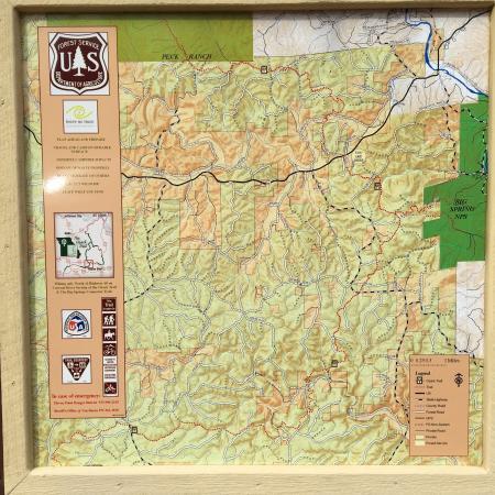 Ozark Trail Trailhead