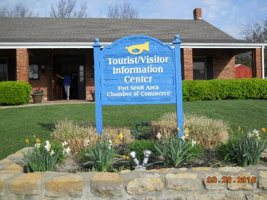 Fort Scott Area Chamber of Commerce & Tourism Center
