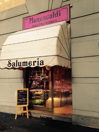 Gastronomia Menescaldi