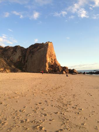 Point Dume State Beach Map