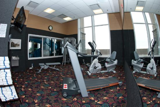 BEST WESTERN Blairmore: Fitness Room