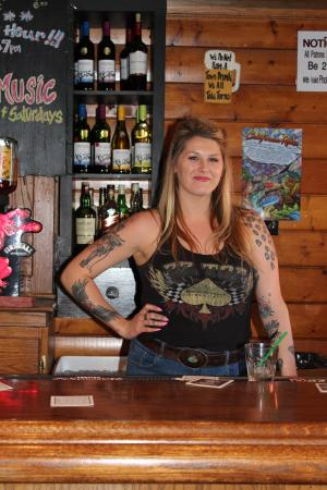 Byron, CA: One of our star bartenders