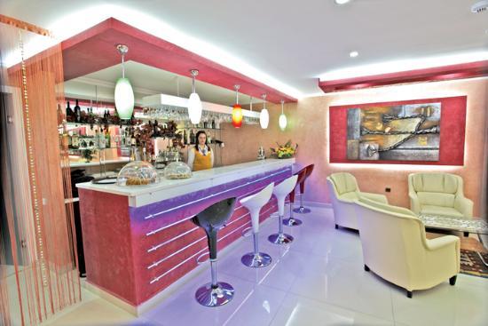 Marinem Istanbul Hotel: LOBBY BAR