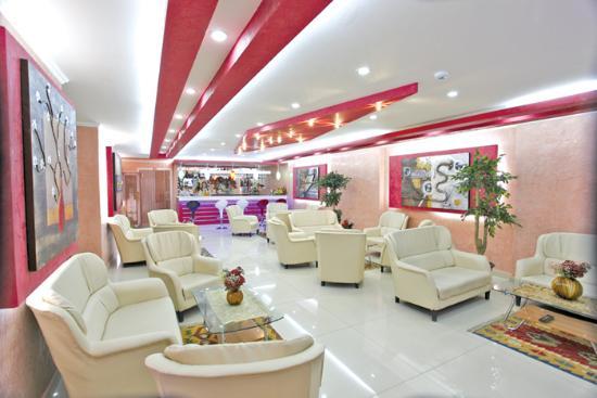 Marinem Istanbul Hotel: LOBBY