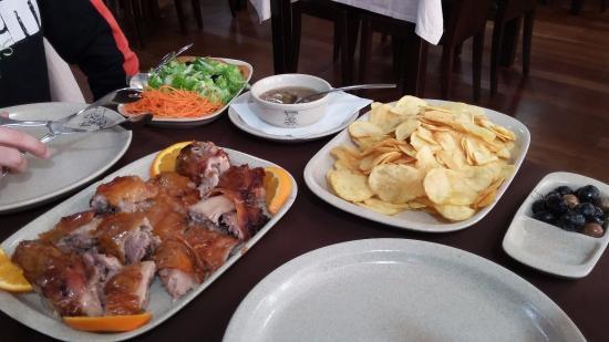 Restaurante o Cabecas-Leitao Assado