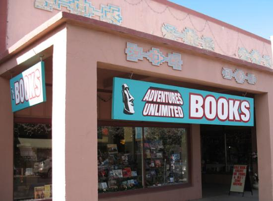 Adventures Unlimited Books and Gifts
