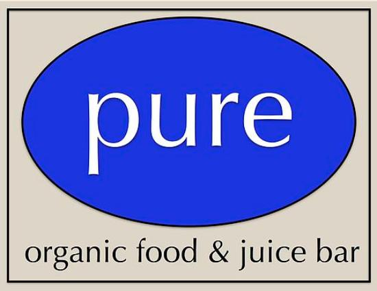 Pure Food Bar: Pure Organic Food & Juice Bar