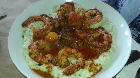 Riverview, فلوريدا: Shrimp & Grits