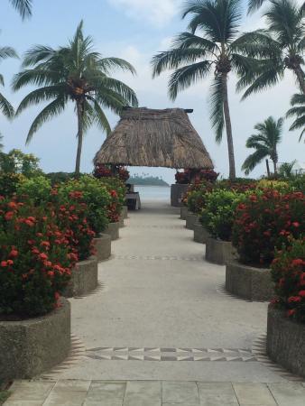 The Westin Denarau Island Resort & Spa Fiji: Westin Fiji March 2016