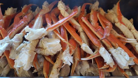 all you can eat crab legs and prime rib buffet picture of hawaii rh tripadvisor co za