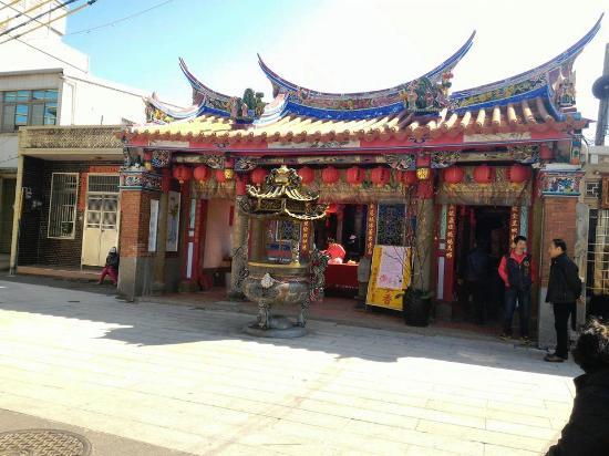 Siangshan Tianhou Temple