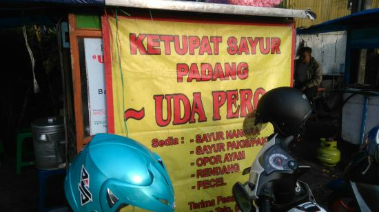 Lontong Padang Uda Fero
