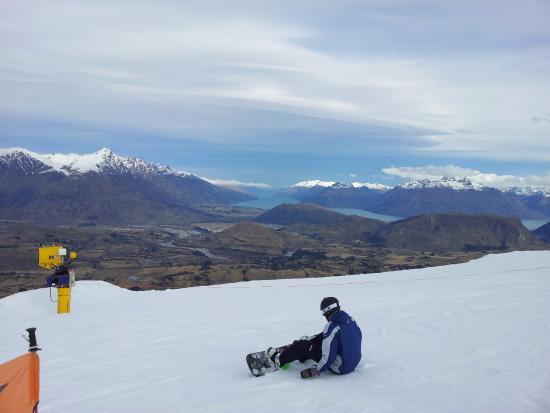 Queenstown, Nieuw-Zeeland: Awesome valley view