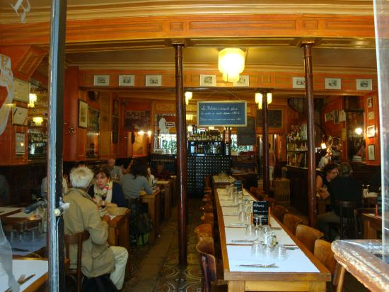 Addition picture of restaurant polidor paris tripadvisor for Restaurant cuisine francaise paris