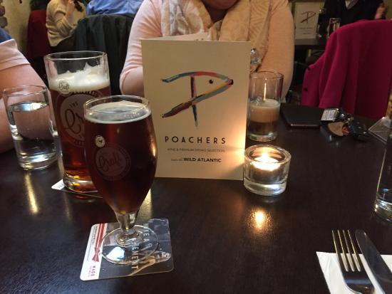Bandon, Irlandia: Poachers Seafood Bar & Restaurant