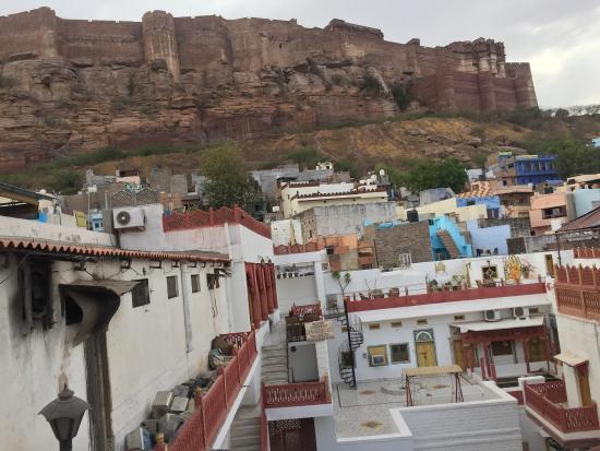 view from the roof top of kp haveli amazing picture of krishna rh tripadvisor com ph