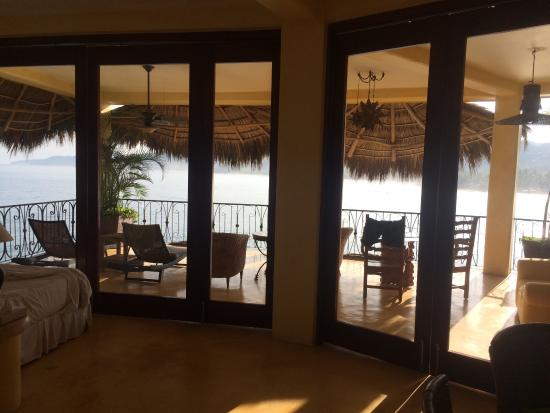 Villa Amor Nano doors fully open to let the outdoors in! & Nano doors fully open to let the outdoors in! - Picture of Villa ...