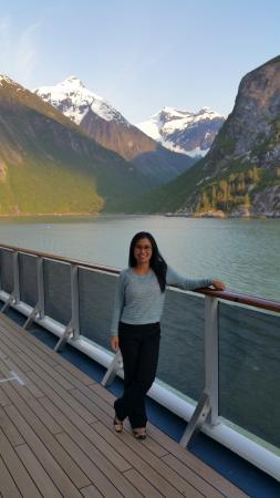 Tracy Arm Fjord-bild