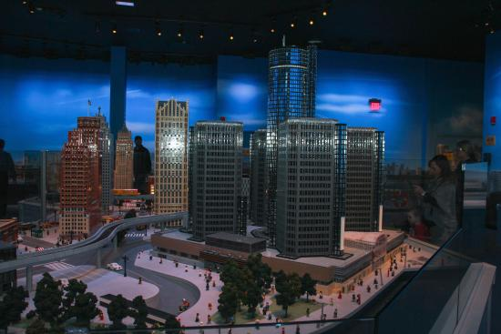 Auburn Hills, MI: Part of Miniland
