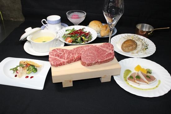 特別ディナー - Picture of Kobe Steak Restaurant Mouriya