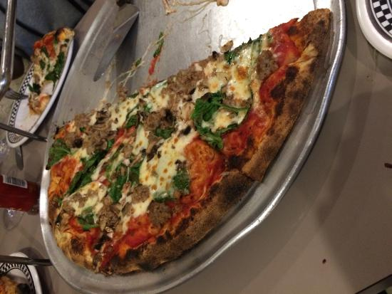 The Pizza Joint: pizza