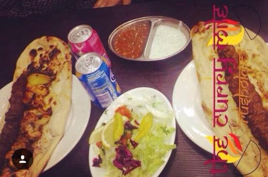 Afghan cuisine asian restaurant 86 wilmslow road for Afghan cuisine manchester