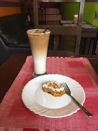 KSEM Coffee Shop : Gott! Mysigt ställe!