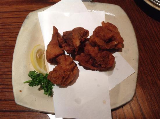 Toriyoshi (Kichijoji 4): Karaage (fried chicken)