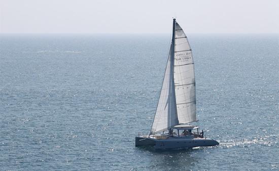 Whales Lanka: Charter for whale watching,  sea safari,  fishing