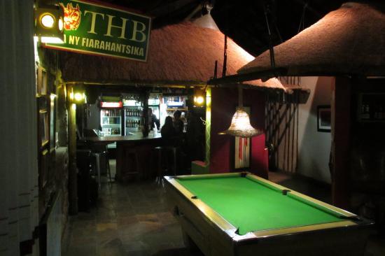 Semonkong Lodge: Bar/Lounge