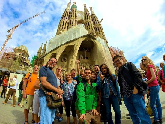 Runner Bean Tours Barcelona