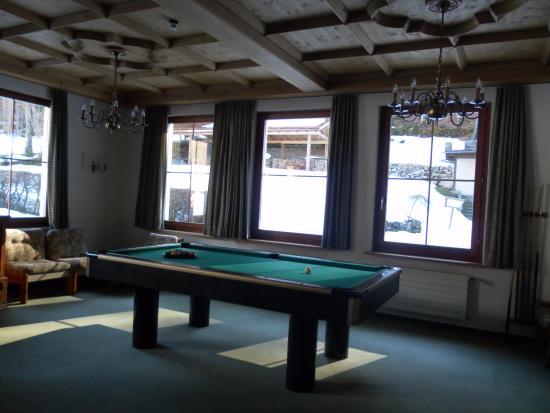 Hotel Bad Serneus: Freizeit/Spielzimmer