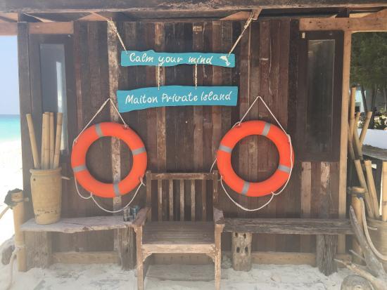 Maiton Island Resort : Maiton Island Day Trip