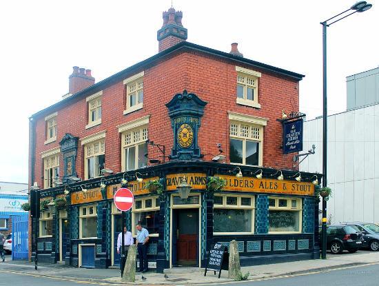 The Craven Arms Birmingham